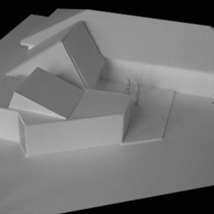 Tilbygning model