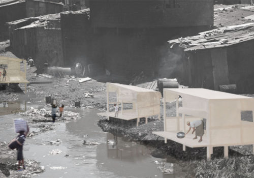 Mobile Boliger I Mathare, Nairobi