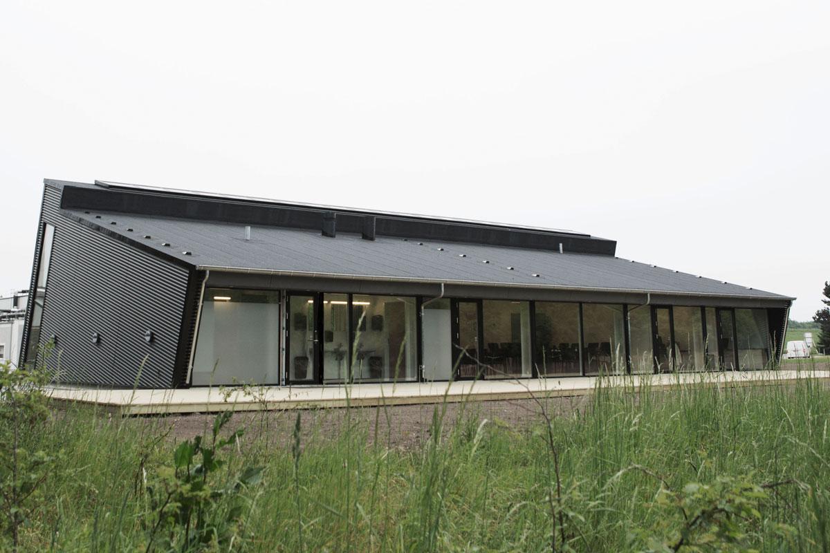 Administrationsbygning for Sjællands Pelsdyrfoder